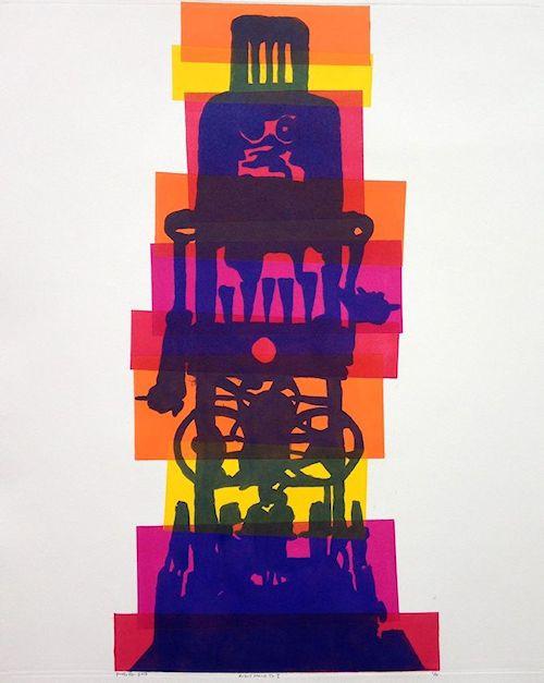 Robot Monolith I