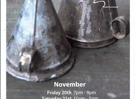 Exhibition at Woodbridge Gallery, Moseley