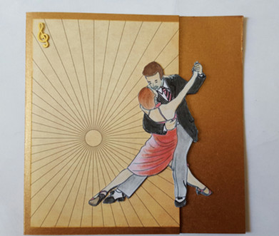 "Carte ""tango"""