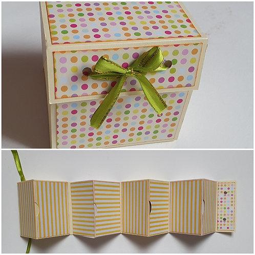 Boîte accordéon GM