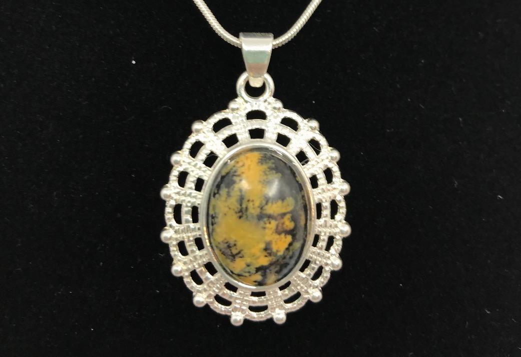Australian Dendritic Opal