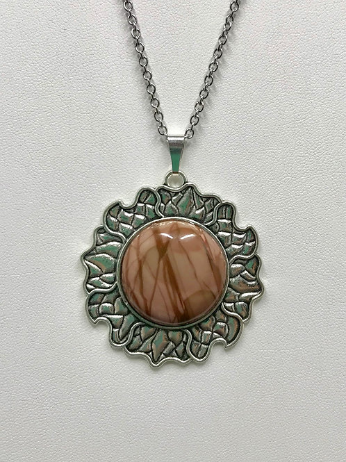 A56 - Imperial Jasper Necklace