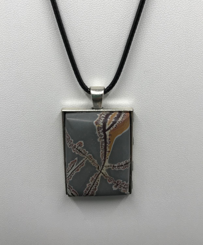 Sonoran Dendritic Rhyolite