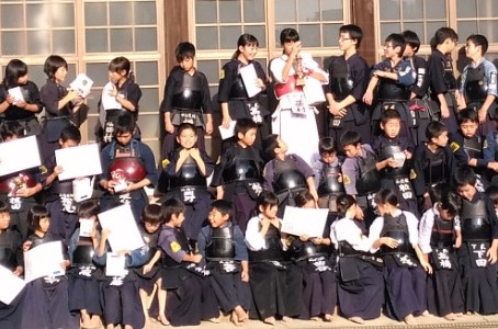 下関市剣道連盟HPスタート