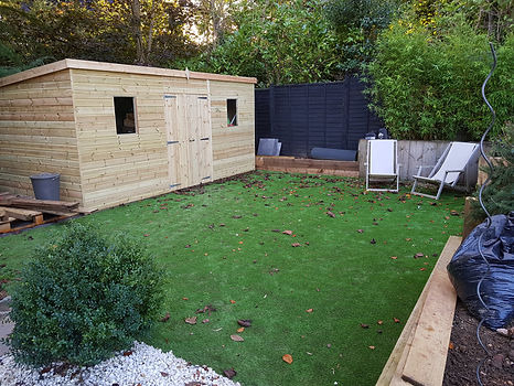 artificial lawn grass installation astro turf