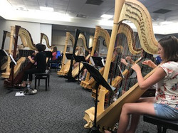 Harp Fantasia 2019 Group C