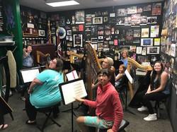 Harp Fantasia 2019 Group A
