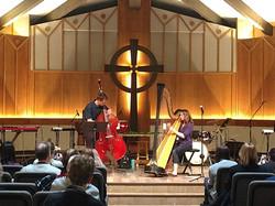Closing Jazz Harp Concert 4