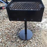 Custom BBQ grill