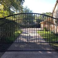 Custom Metal Gate Arch