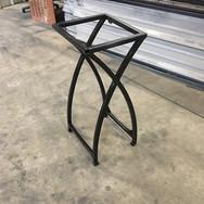 Custom end table base