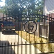 Custom Metal Initial G Gate