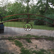 Custom Metal W Gate