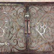 Custom Metal Doors