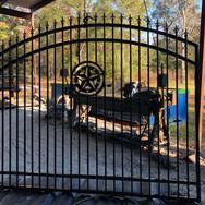 Custom Texas Star Gate