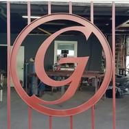 Custom Metal Initial Gate