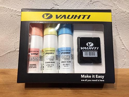 VAUHTI Wachsset Pure Kit