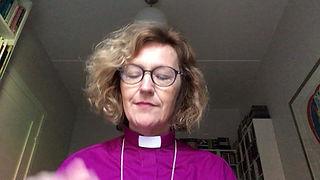 Hilsen fra biskop Kari Veiteberg
