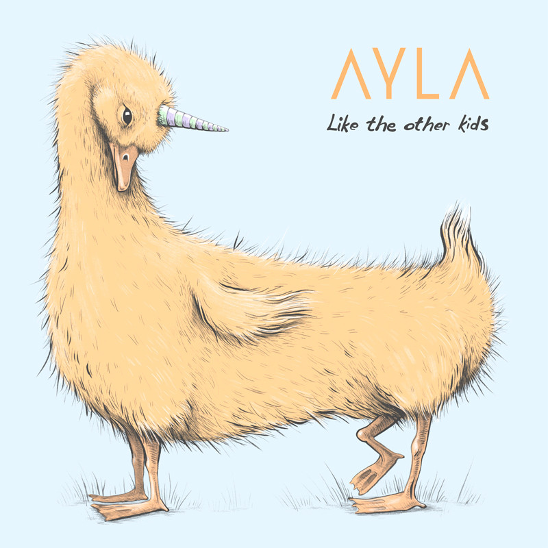 AYLA - LIKE THE OTHER KIDS (Single)