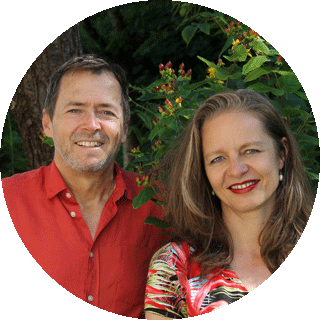 Porträt Judith Fahrni und Felix Würsten