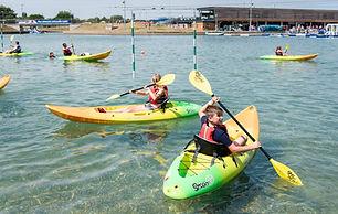 Explore Kayaking