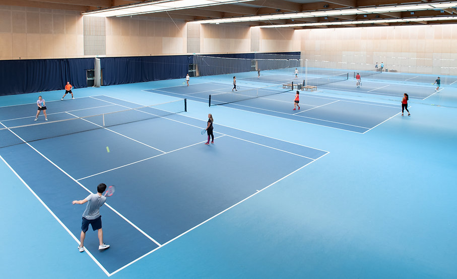 Plan your visit to Lee Valley Hockey and Tennis Centre