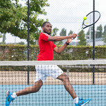 Tennis court hire at Lee Valley Hockey and Tennis Centre