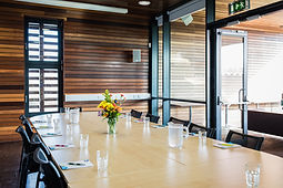 Large meeting room at Lee Valley White Water Centre