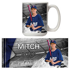 Coffee Mugs.  Legends Sports Photography
