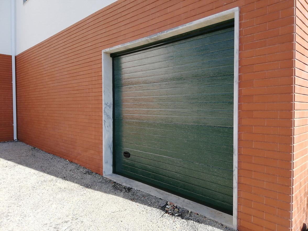 instalacao de portoes de garagem