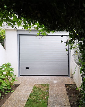 instalação portões de garagem