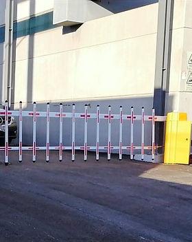 barreiras mecanicas automaticas