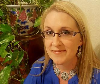 Author Jennifer Vester