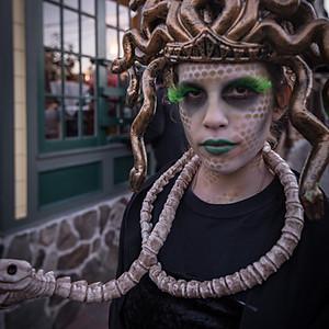 Pumpkin Fest and Haunted Village- Main Street Clinton NJ