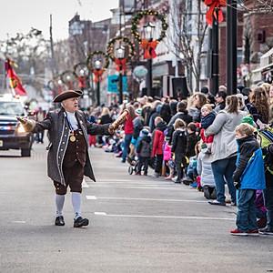 Annual Holiday Parade - 2017 Newton, NJ