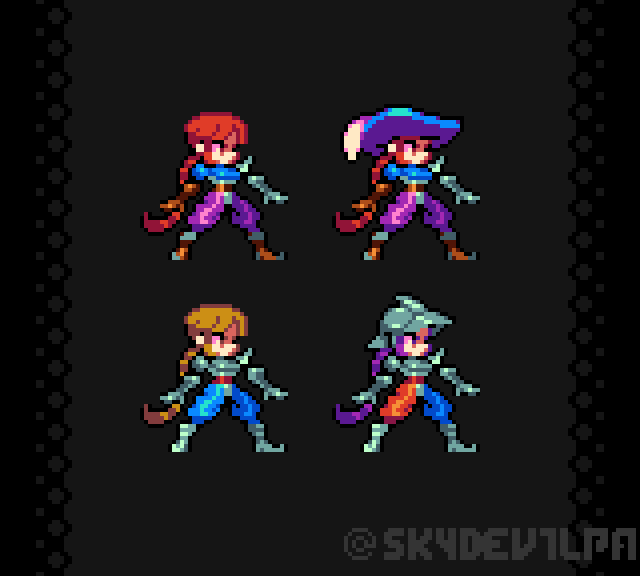Curse of the stairs sprites.png
