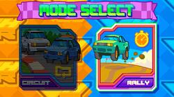 Shakedown Demo_Mode Select