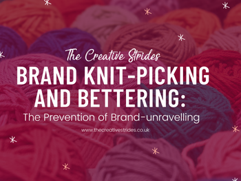 Brand Knit-Picking and Bettering: The Prevention of Brand-Unravelling