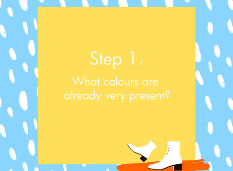 Picking your brand colours!