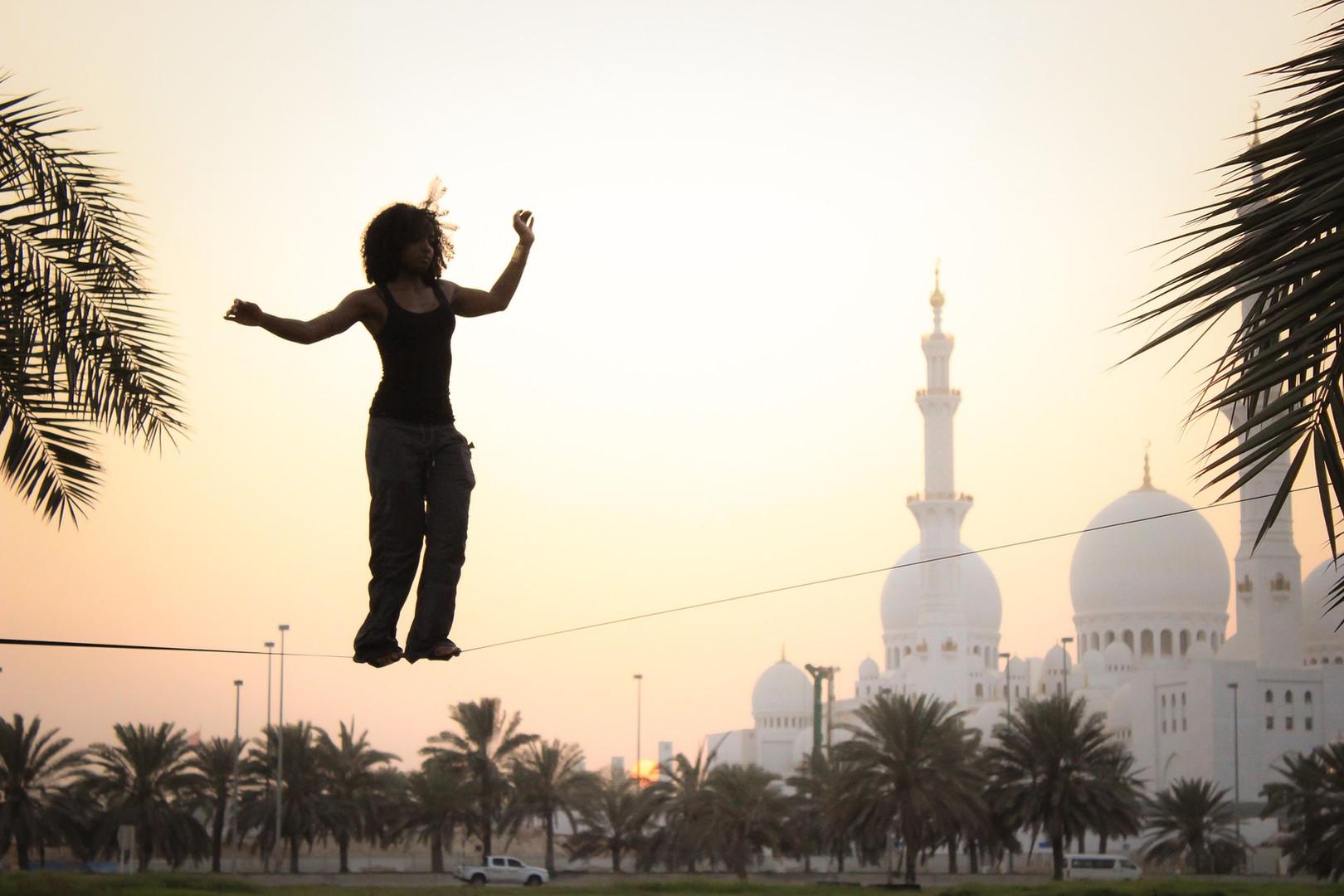 Abu Dhabi, United Arab Emirates 2015