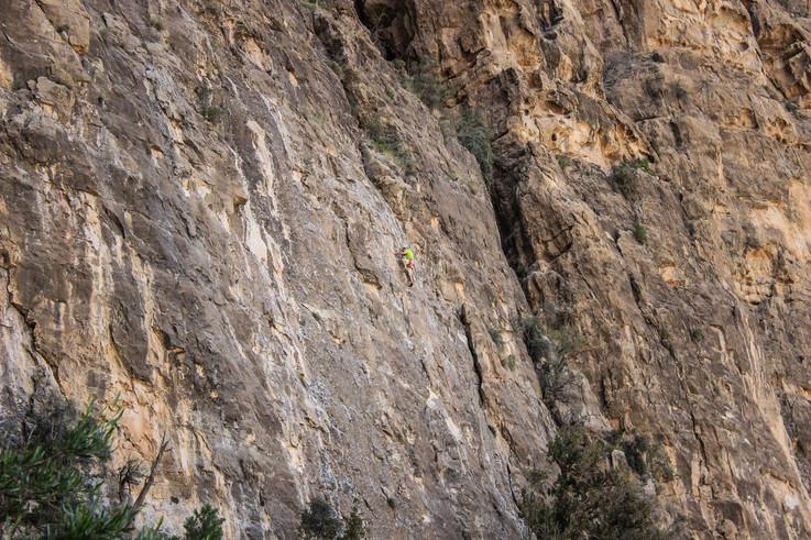 Wadi-Shab, Oman