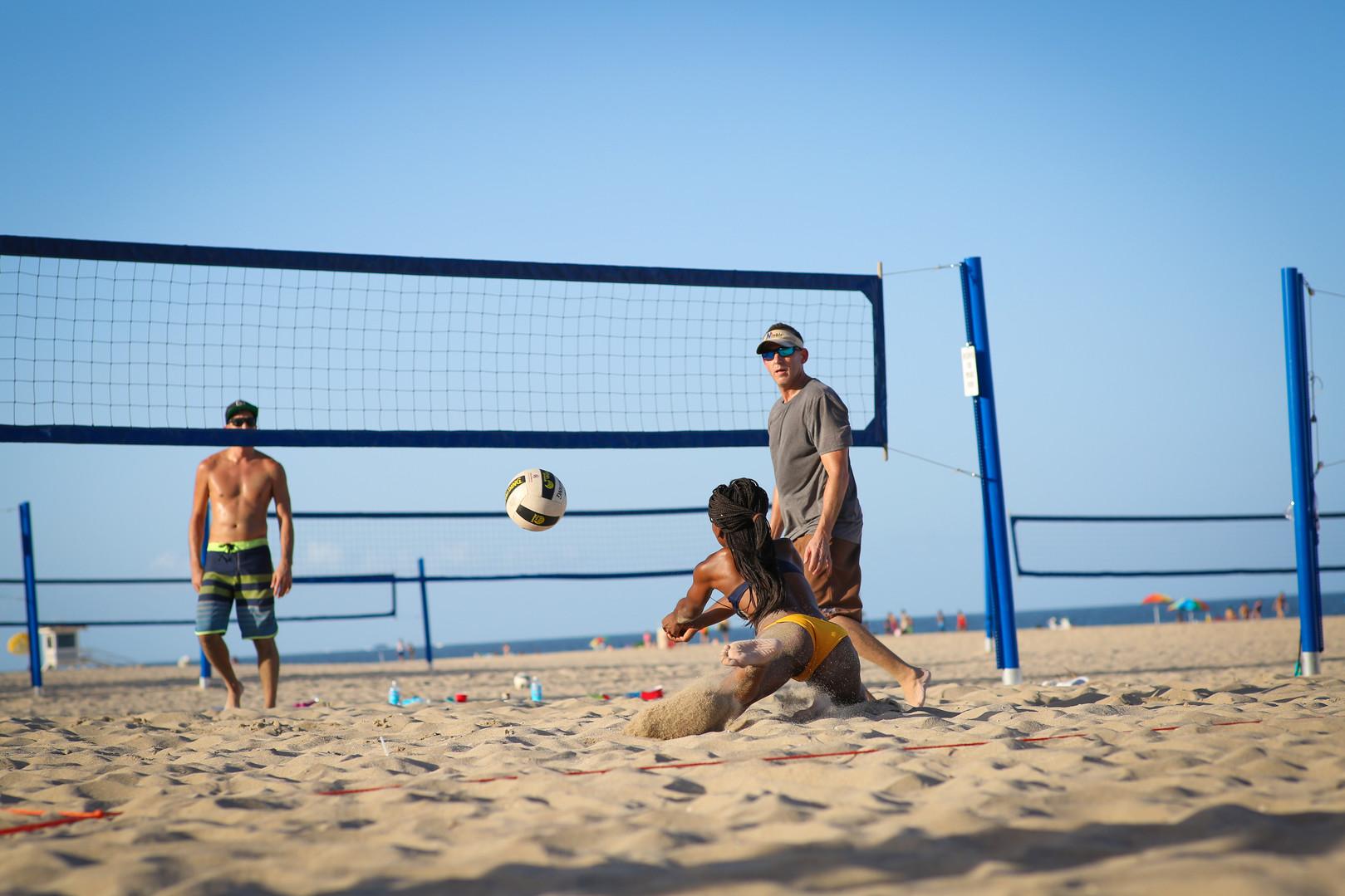 Beach Volleyball, FL