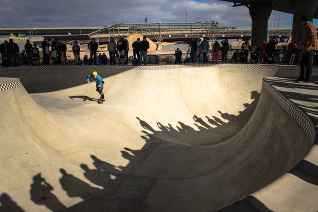 Skate Park Opening, Boston