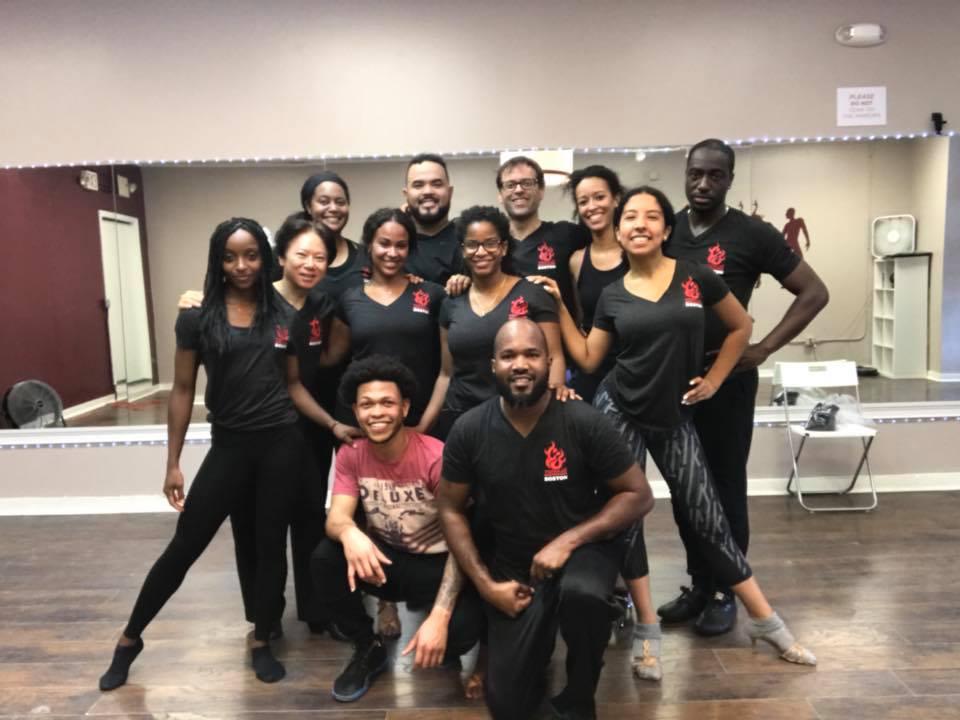 Yamulee Salsa Team 2017