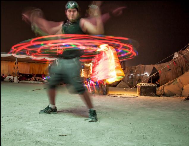 Burning Man, Nevada