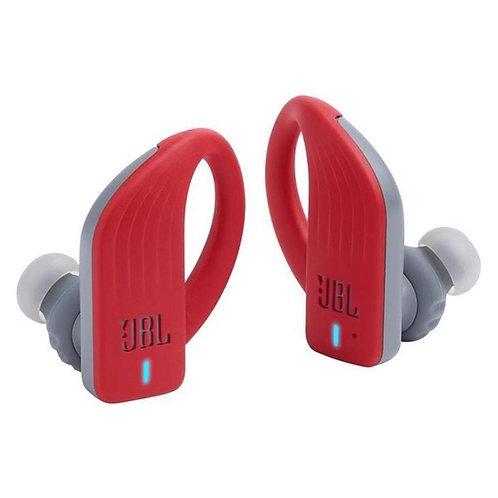 Fone de Ouvido Bluetooth com Microfone JBL Endurance Peak Vermelho