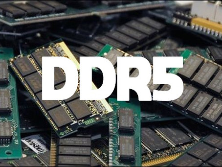 DDR5 RAM / WHAT, WHEN & HOW