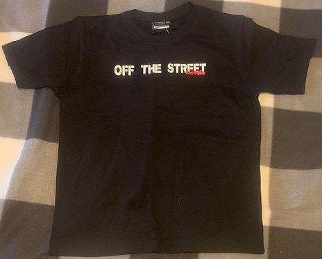 Off The Street Australia Kids Shirt