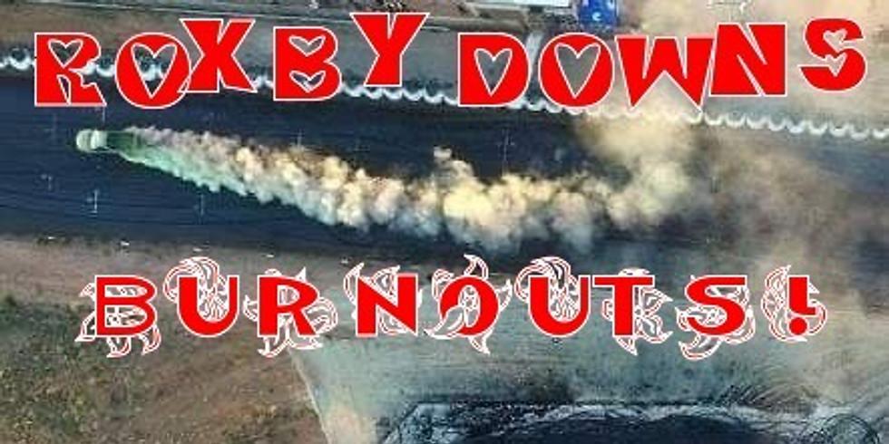 SA Roxby Downs Burnout Party