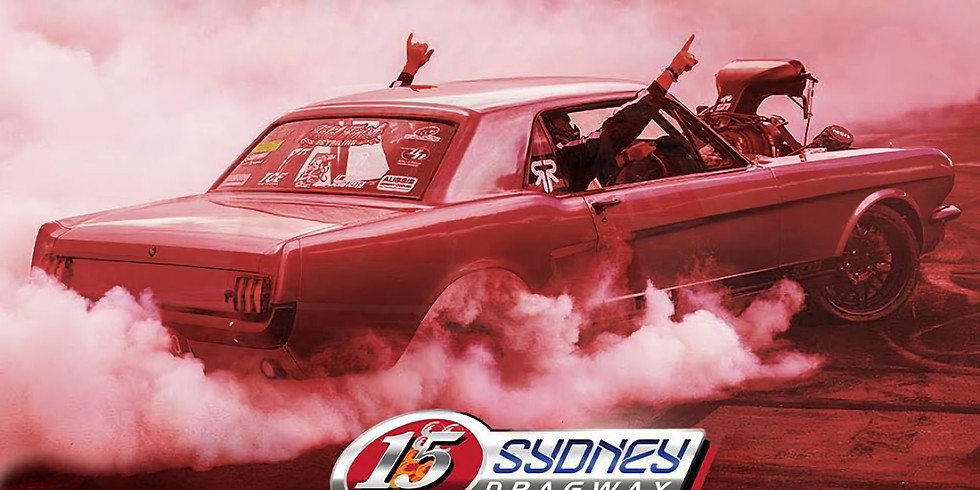 NSW Good FryDay Burnouts